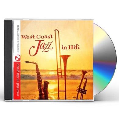 WEST COAST JAZZ IN HI-FI CD