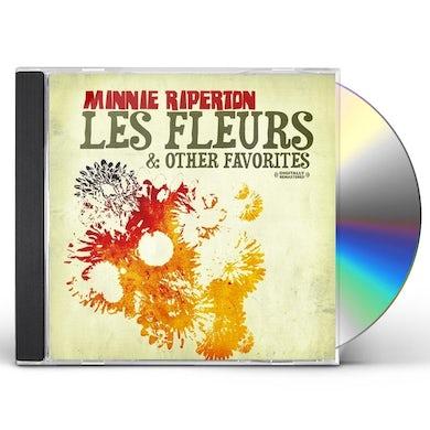 Minnie Riperton LES FLEURS & OTHER FAVORITES CD