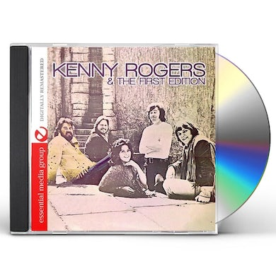 KENNY ROGERS & FIRST EDITION CD