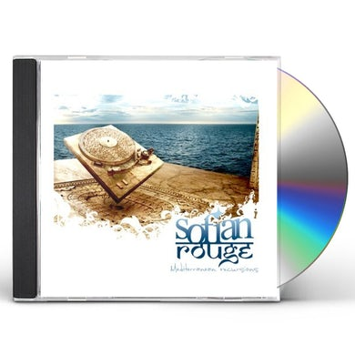Sofian Rouge MEDITERRANEAN EXCURSIONS CD
