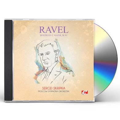 Ravel BOLERO IN C MAJOR M 81 CD