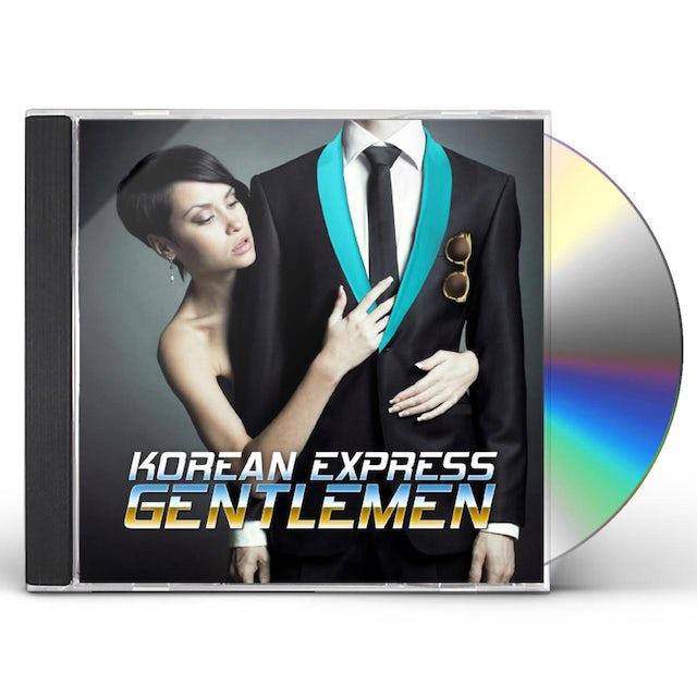 Korean Express GENTLEMEN CD