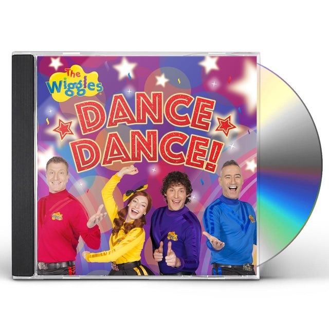 Wiggles DANCE DANCE! CD