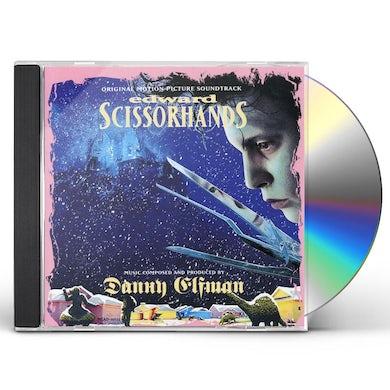 EDWARD SCISSORHANDS / O.S.T. CD