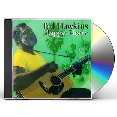 Ted Hawkins HAPPY HOUR CD