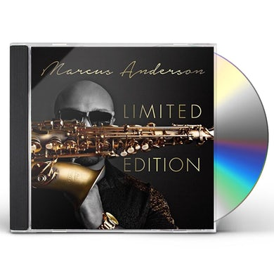 Marcus Anderson LIMITED EDITION 2017 CD