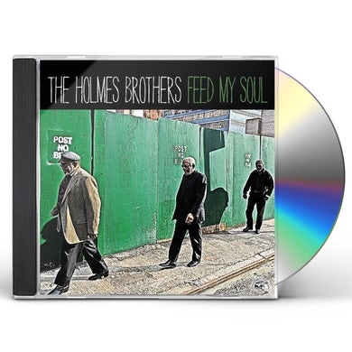 Holmes Brothers FEED MY SOUL CD