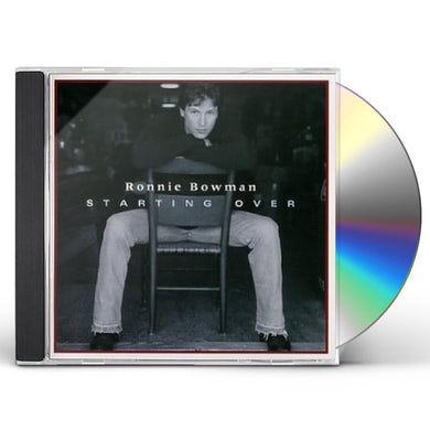 STARTING OVER CD