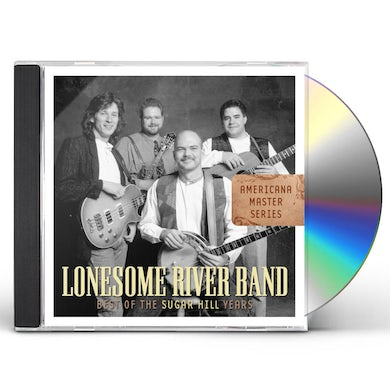 Lonesome River Band BEST OF THE SUGAR HILL YEARS CD