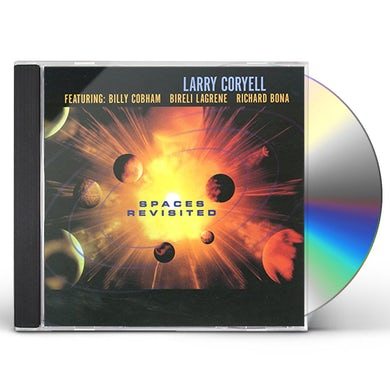 Larry Coryell SPACES REVISITED CD
