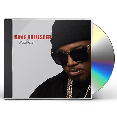 Dave Hollister MANUSCRIPT CD