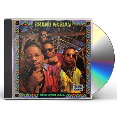 Brand Nubian One For All (30 Th Anniversary) CD