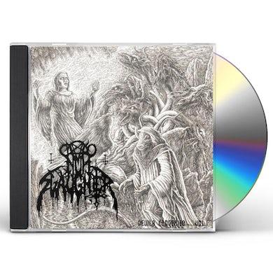 Nunslaughter DEVIL'S CONGERIES 1 CD