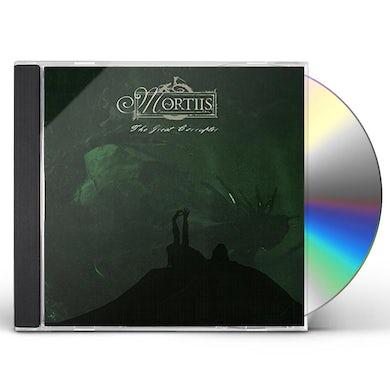 Mortiis GREAT CORRUPTER CD