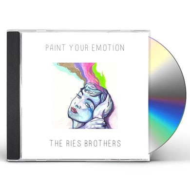 Paint Your Emotion CD