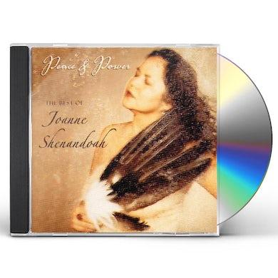 PEACE & POWER: BEST OF JOANNE SHENANDOAH CD