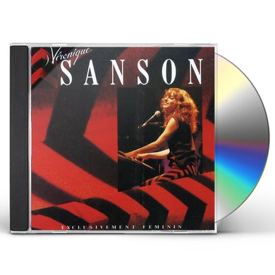Veronique Sanson EXCLUSIVEMENT FEMININ CD