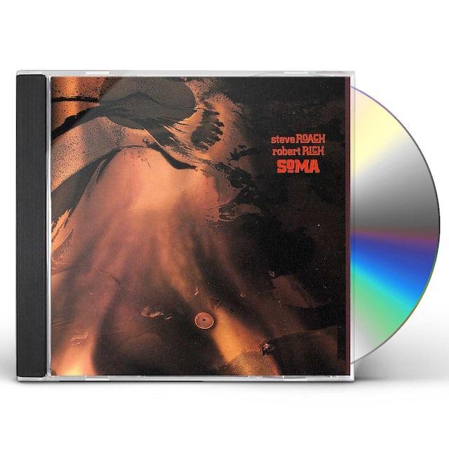 Steve Roach SOMA CD
