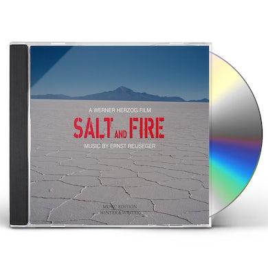 Ernst Reijseger SALT AND FIRE CD