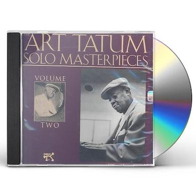 Art Tatum SOLO MASTERPIECES 2 CD
