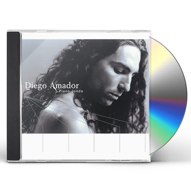 Diego Amador PIANO JONDO CD