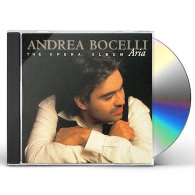 Andrea Bocelli ARIA: OPERA ALBUM CD