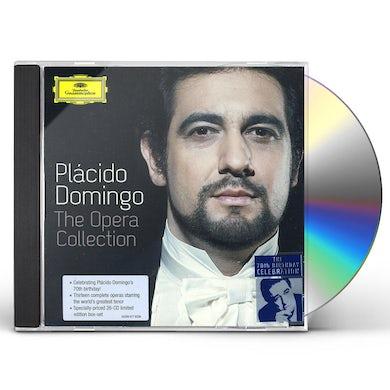 Placido Domingo OPERA COLLECTION CD