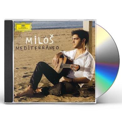 Milos Karadaglic MEDITERRANEO CD