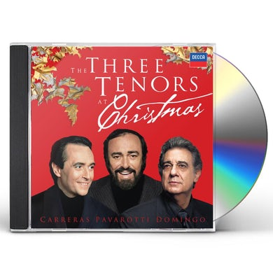 THREE TENORS AT CHRISTMAS CD