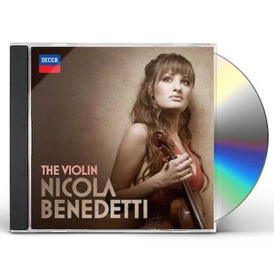 Nicola Benedetti VIOLIN CD
