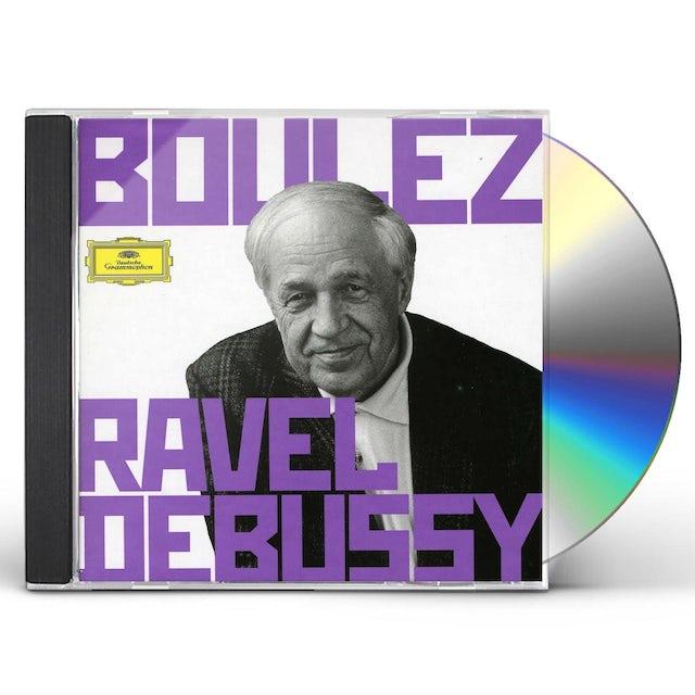 Pierre Boulez RAVEL / DEBUSSY CD