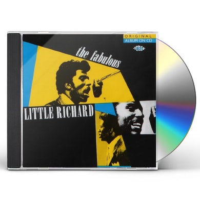 FABULOUS LITTLE RICHARD CD