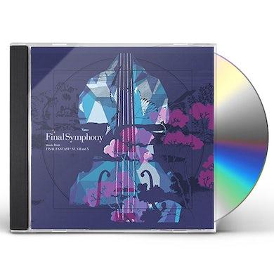 London Symphony Orchestra FINAL SYMPHONY CD