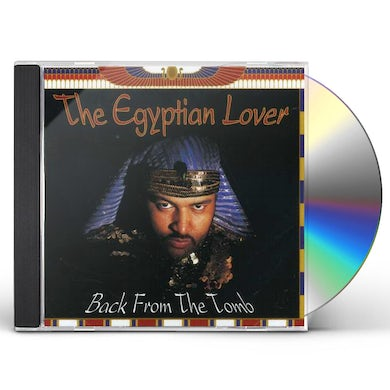 Egyptian Lover BACK FROM THE TOMB CD
