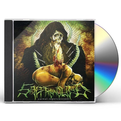 Salt the Wound CARNAL REPERCUSSIONS CD