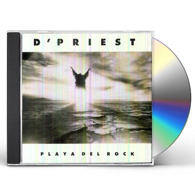 D'Priest PLAYA DEL ROCK CD