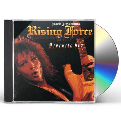 Yngwie Malmsteen MARCHING OUT CD