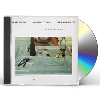 Terje Rypdal TO BE CONTINUED CD