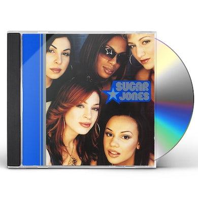 SUGAR JONES CD