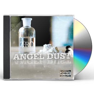Z-Ro ANGEL DUST CD