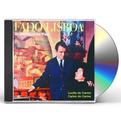 Carlos do Carmo FADO LISBOA: EVENING AT THE FAIA CD