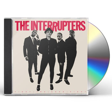 The Interrupters FIGHT THE GOOD FIGHT CD