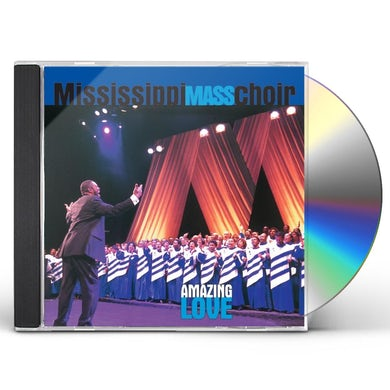 Mississippi Mass Choir AMAZING LOVE CD