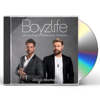 Boyzlife Strings Attached CD