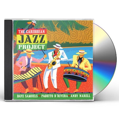The Caribbean Jazz Project CD