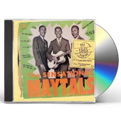 SENSATIONAL MAYTALS CD