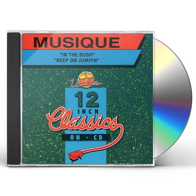 Musique IN THE BUSH / KEEP ON JUMPIN' CD