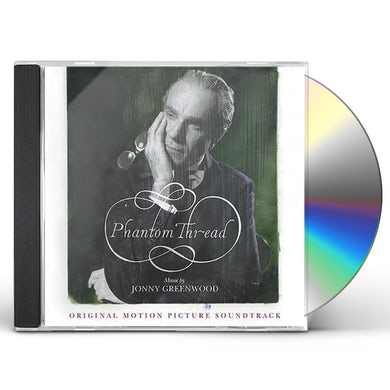 Jonny Greenwood PHANTOM THREAD - Original Soundtrack CD
