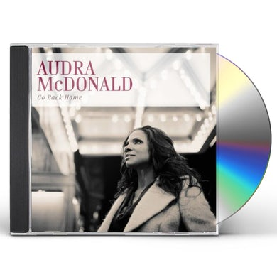 Audra McDonald GO BACK HOME CD