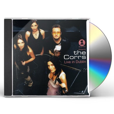 VH1 PRESENTS THE CORRS LIVE IN DUBLIN CD